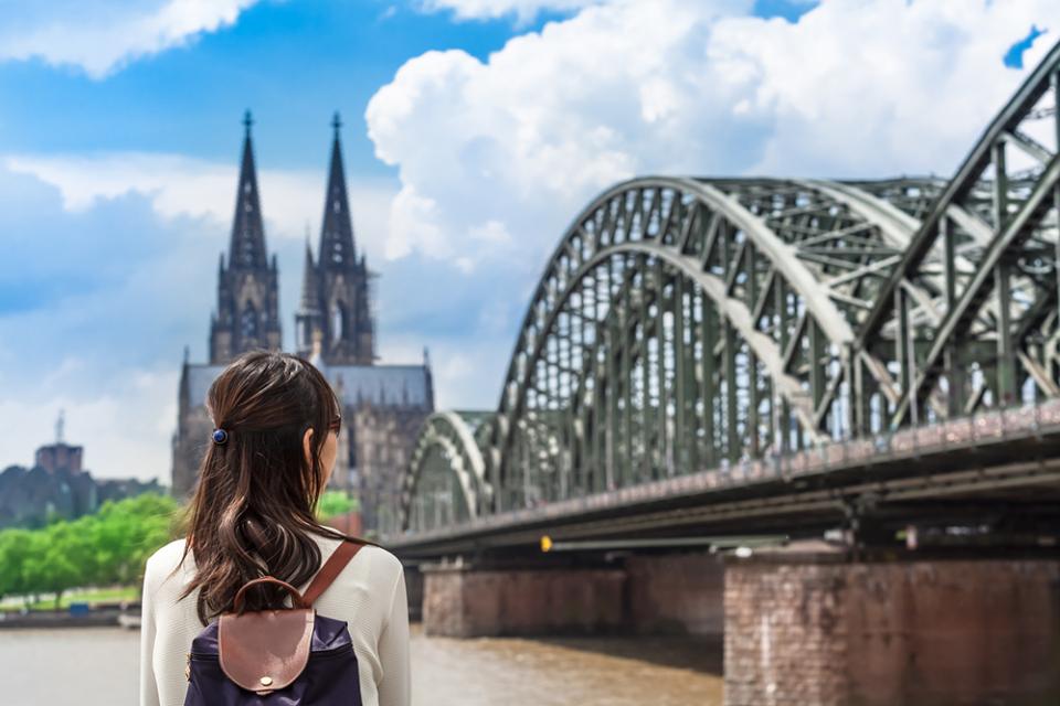 Thành phố Cologne 2000 năm tuổi